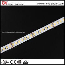 cUL 24W24V 3000K LEDライトストリップTV背部軽く適用範囲が広いLED
