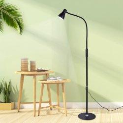 遠隔居間の床ランプLEDが付いている金属の永続的なランプ