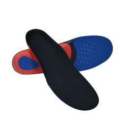 EVA 안창 Breathable 흡수성 단화 패드 높은 신발 바닥에 넣는 받침판 Orthotic 단화 삽입을 공급하는 공장