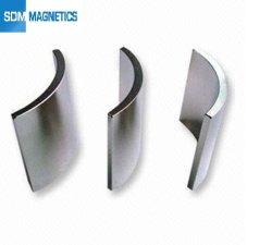 15 Jahre Erfahrung Pct/Hast Permanent Neodym Servo Motor Magnet Getestet