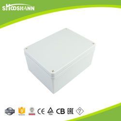 95*65*55 Shell imperméable en plastique du Corps, plaque de fond, d'alimentation Boîte à bornes, boîte de jonction