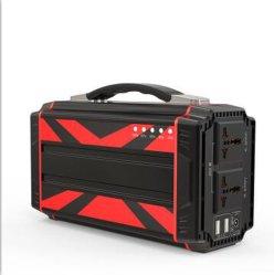 250W внешний аккумулятор для ноутбука литиевая батарея резервного копирования с 110 в розетку переменного тока, 12В машине, выход USB внесетевых источник питания для CPAP Backup кемпинг чрезвычайной