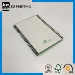 Bureau de douane en spirale de la Papeterie Planner Carnet de notes d'impression papier