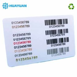 programmierbare Barcodedrucken NTAG216 NFC Visitenkarte Belüftung-RFID