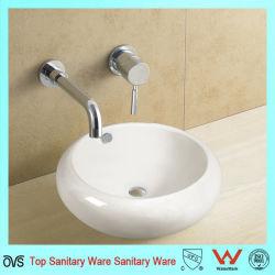 La porcelaine sanitaire des produits de la Table du bassin de la vanité
