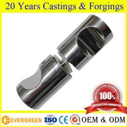 En acier inoxydable 304 des pièces poignée de porte de la cire perdue