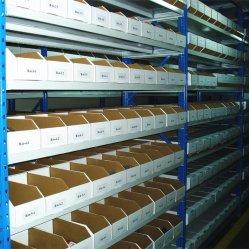 Lange Überspannungs-Stahlregal für Karton-Kasten-Speicher