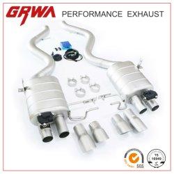 중국 BMW E92 M3를 위한 최고 질 Grwa 배기 장치