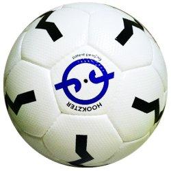 Couleur blanc Taille officielle cousus à la main le football