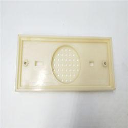 Fabricant de l'industrie électronique personnalisé de plastique moulé par injection, plastique moulé par injection électriques industriels