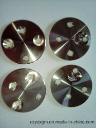 ANSI 150 lb/Acero Inoxidable acero al carbono forjado de la brida de soldadura