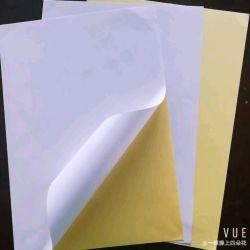 Бумага для печати этикетки наклейки бумаги