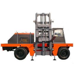 El Lado ancho de pasillo estrecho del lado de la carretilla elevadora diesel de la cargadora (FDD100)