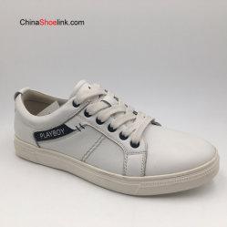 بالجملة [هيغقوليتي] رجال جلد وقت فراغ راحة حذاء رياضة أحذية