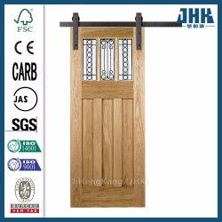 Jhk оформление материалов HDF литые двойной сарай двери