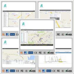 Lva baseada na Web com o software de rastreamento por GPS GS102