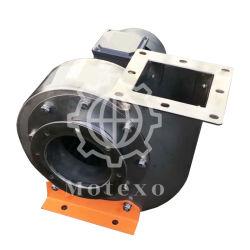Центробежный вентилятор / Система выпуска отработавших газов / Direct-Drive / с помощью ножа переднего хода