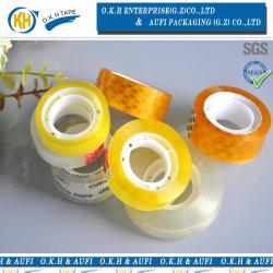nastro di plastica della cancelleria di memoria BOPP di 3.6cm fatto della pellicola trasparente