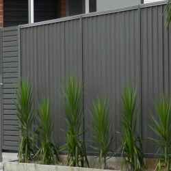 A garantia de qualidade Colorbond Folhas de esgrima com boa qualidade