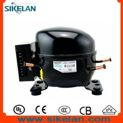 12/24V AC van de Koeling van de Diepvriezer van de Macht van de Batterij van gelijkstroom ZonneR134A Mini Hermetische Compressor voor de Koelkast van het Voertuig Qdzh50g 163W