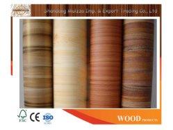 تخصيص ورقة زخرفية من الميلامين عالية الجودة / الميامين مشربة الورق الخشب الحبوب بسعر تنافسي