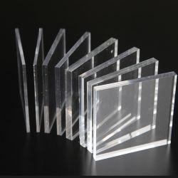 Feuille acrylique extrudé et feuilles de plastique pour couvrir d'éclairage