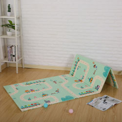 Stuoia del pavimento per la stuoia di plastica del pavimento del bambino del bambino