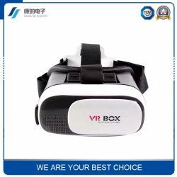 3D de la máquina Vr mano gafas Gafas de Realidad Virtual Home Theater Vrbox emprender logotipo personalizado privado