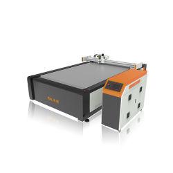 Couteau vibrant CNC Kt Conseil Conseil de la publicité des bannières grand format en vinyle à plat coupe Machine de découpe à plat