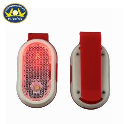 Super heller LED-Sicherheits-Klipp-laufende Warnleuchte für Nachtseitentrieb