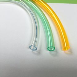 Netter Qualitätswasser Pipetransparent flexibler Plastik-Belüftung-freies Schlauch-Gefäß