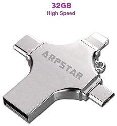 Chaud à haute vitesse personnalisée 4 dans 1 lecteur Flash USB de type C Stick USB OTG/Téléphone mobile Android/l'ordinateur