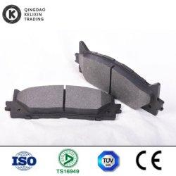 Aucun bruit de haute qualité Autobrake Auto Pièce de Rechange Accessoires De Voiture D1222 Plaquettes de frein