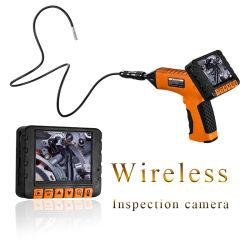 Гибкие возможности беспроводной связи инспекционная ВИДЕО ЭНДОСКОПА камера с 5,5 мм объектив камеры IP67 водонепроницаемый змея инспекционная камера