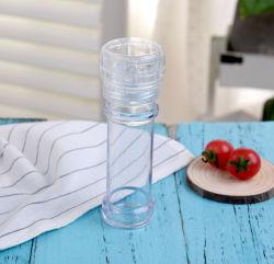 Manuel de 100ml en verre avec noyau en céramique Jar Spice grinder en provenance de Chine usine