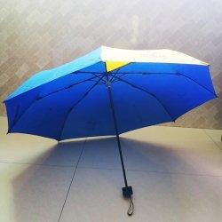 Lluvia de Promoción Exterior Windproof Sol Don Marco compacto plegable compacto