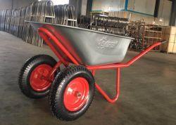 Riga della barra di rotella resistente con due rotelle Wb6429