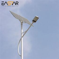 Outdoor haute efficacité RoHS certifié Ce solaire Rue lumière LED de puissance