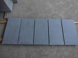 Le basalte poli adouci naturel pour le conducteur en pierre bleue finisseur