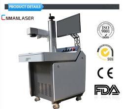 Laser de Marquage//marque d'Marqueur/graveur de la machine pour le joint métallique/plastique/CAS/Code SH Téléphone/marquage en acrylique en acier inoxydable 20W 30W 50W