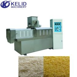 Обогащения питательных веществ искусственного риса обрабатывающего станка