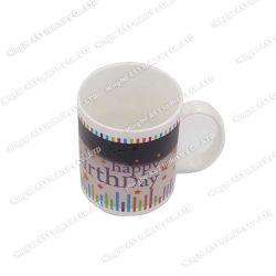 Tazze cambianti di colore, tazza di musica, tazza di musica di natale, tazza