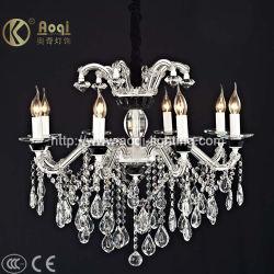 El Lujo moderno candelabro de cristal para interiores (AQ50023-8)