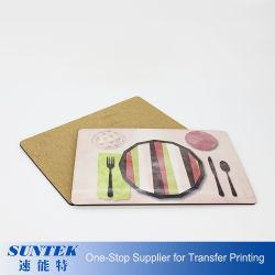 11,5x15.5 pulgadas de tamaño póster sublimación en blanco de mesa de MDF Mat foto personalizados Póster de impresión por sublimación de tinta