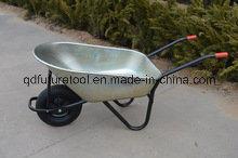De Kruiwagen van het wiel/de Kruiwagen van de Tuin