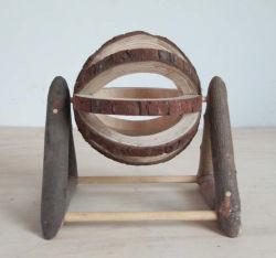 Conception écologique OEM Pet jouet en bois