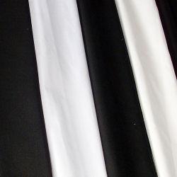 Tecido com Tc 65/35 45X45 110X branco 58/6076/133X72&Tingidos para o vestuário/vestuário de trabalho e uniformes//Shirting