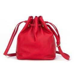 Модные натуральная кожа дамы шнурок сумки через плечо