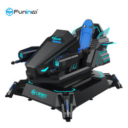 Haute qualité 4D VR Simulateur de conduite de voiture de course Arcade Racing électronique Machine de jeu jeux de course de voiture gratuit