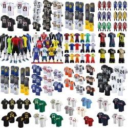 Venda por grosso de desportos personalizados de basquete de desgaste/Baseball/Football/Rugby/Hockey/Football Club America camisolas